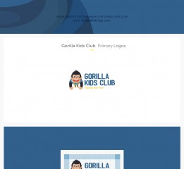 Gorilla Kids Club | 格意美儿童品
