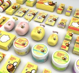 《彼得的蜜蜂》品牌重塑