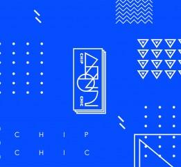 品牌设计-且吃chip chic 餐吧-餐吧
