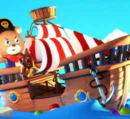 """历险熊---博尔  """"""""让我们一起环球"""