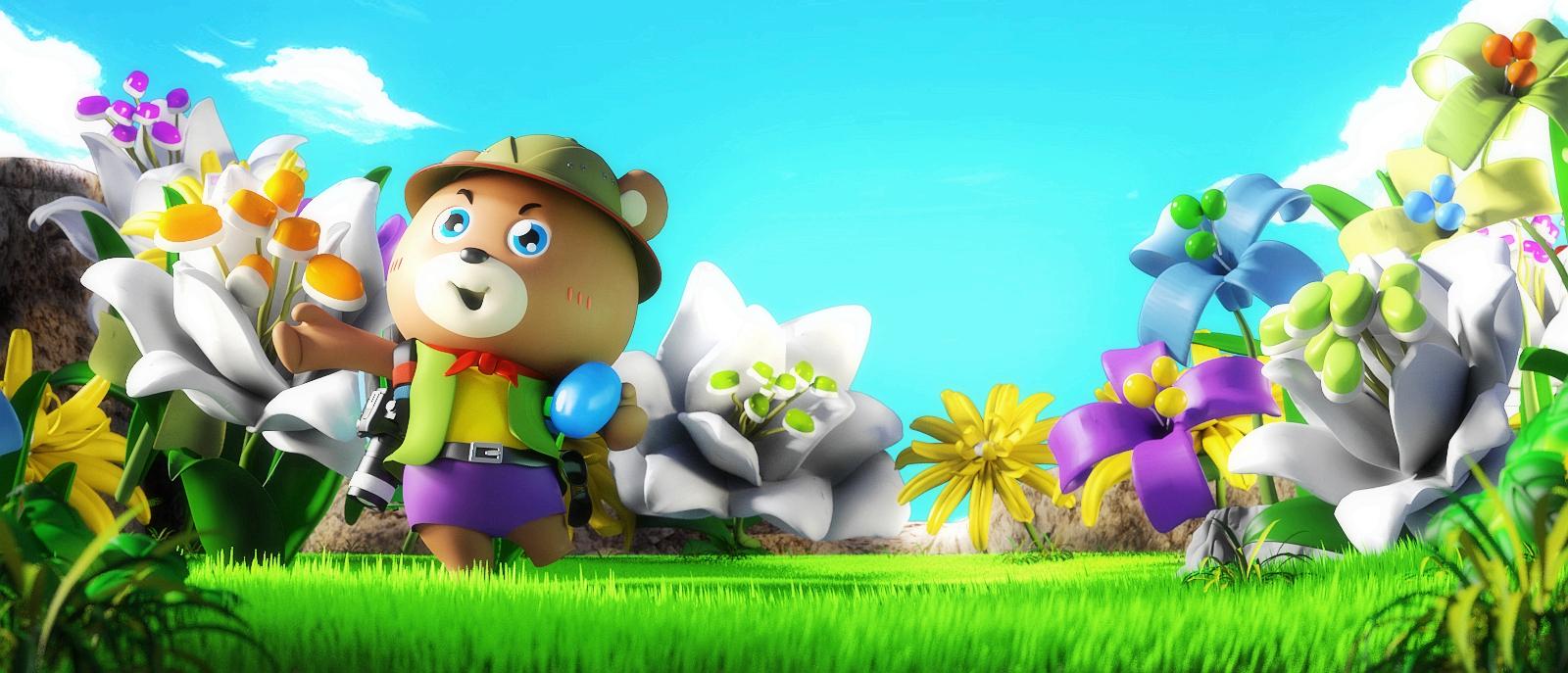 熊出没之森林奇遇记全集