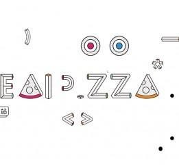 《Idea Pizza一點披薩》部分品牌設計(二)