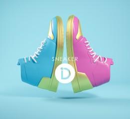 Sneaker 运动鞋·种梦人(附创作思路