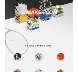 Sneakericon-拟物图标