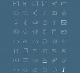 120 icons