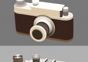 超写实相机