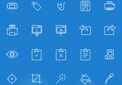 280 个icons  源文件分享