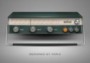 【练习】博朗收音机ICON