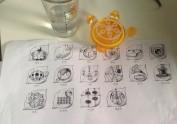 学生设计的UI设计手绘图,请多拍砖!