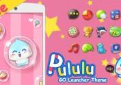 pululu最后的GO桌面主题