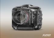 写实相机临摹
