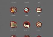 【icon】lead sail领帆---海盗主题图