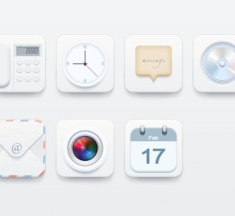 极简icons