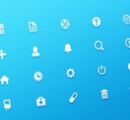 最近项目的Icon整理