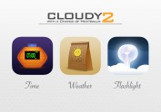 Cloudy Ⅱ-Icons