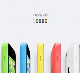 像素画 Iphone 5c