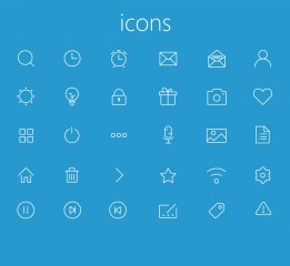 APP icon设计练习
