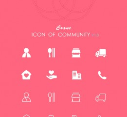 ICON OF COMMUNITY