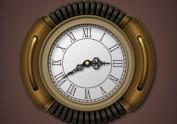 画一只蒸汽朋克风格的表
