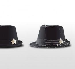 礼帽一枚~