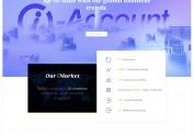i-Account企业官网练习稿