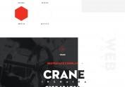 克瑞中国企业官网设计提案!
