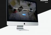 Cloudmobi官网设计