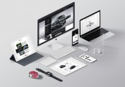 WEB汽车页面设计