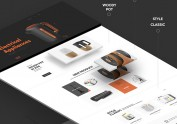 AOMA电器网站设计