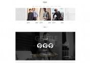 男装官网页面/男装页面/WEB
