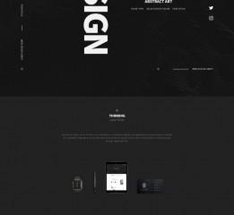 Normcore Design — 页面设计
