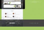 企业网站/网页设计/欧美风/简约/简洁