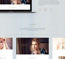SILMON项目页面设计稿