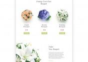简洁网页设计 #2