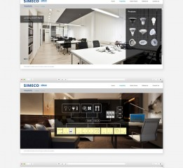 新加坡SiMECO公司网站设计