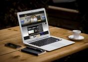 EB英文企业官网设计