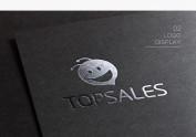 Topsales—品牌视觉设计