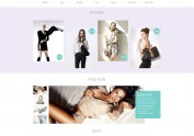 女性时尚优品页面设计