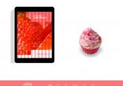 Twmnkle Cake WEB Design