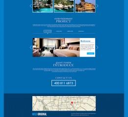 Wild original 企业网站设计