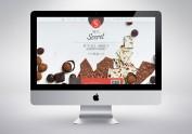 艺术生活空间网页设计提案