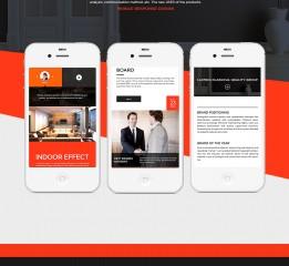 LEIKE Brand WEB Design