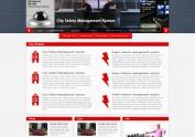 企业网站交互界面案例