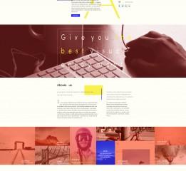 网页设计NO.1