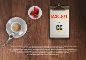 企业网页设计 - ANDROS 安德鲁水果加