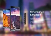 LG手机大气网页设计