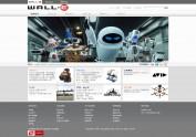WALL·E企业网站