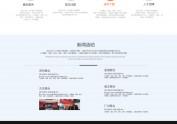 企业官网 平扁风格 简约 Banner设计