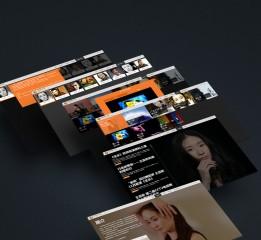 舞蹈企业网站