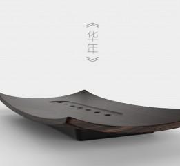 SOMO 三目 我的茶具设计《华年》